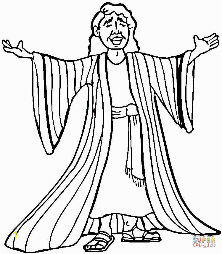 0952a ca43b400e d josephs coat coloring page joseph many colored coat coloring page 750 860