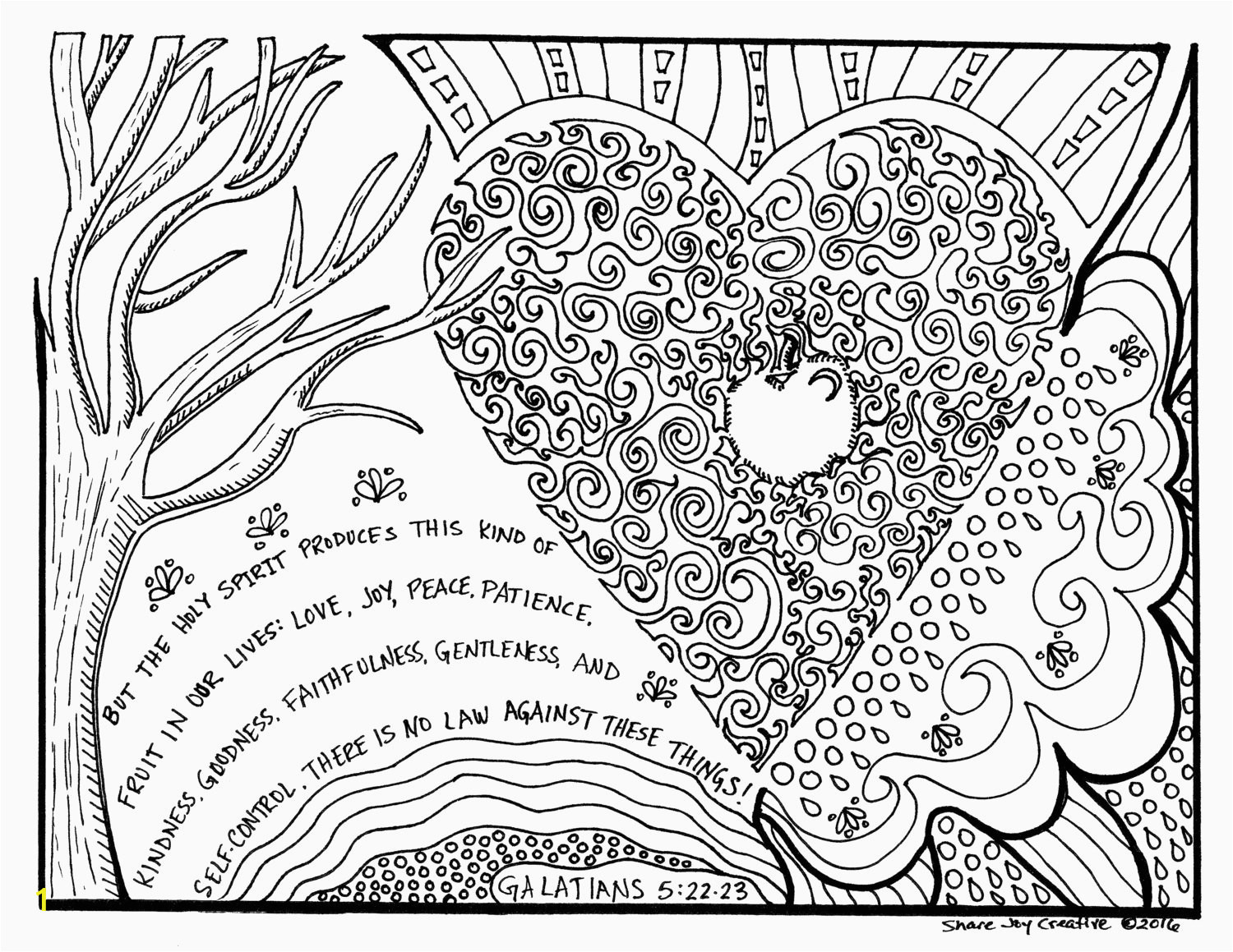 fruit of the spirit coloring page new the fruit of the holy spirit coloring page of fruit of the spirit coloring page