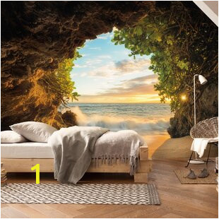 komar hide out wall mural