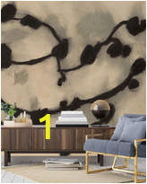 tempaper dark vines removable wallpaper mural