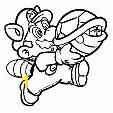 Koopa Troopa Coloring Page top 20 Free Printable Super Mario Coloring Pages Line