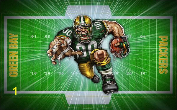 football field fathead pumped packer by superman8193 d9ivlfd fullview