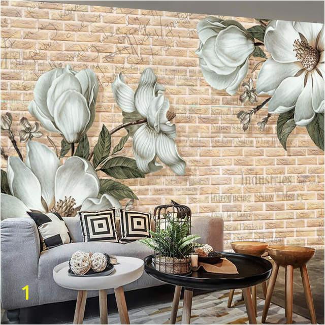 Nostalgic Retro Mural 3D Wall Tile Pattern Wallpaper Bar Chinese Restaurant Wallpaper 640x640q70