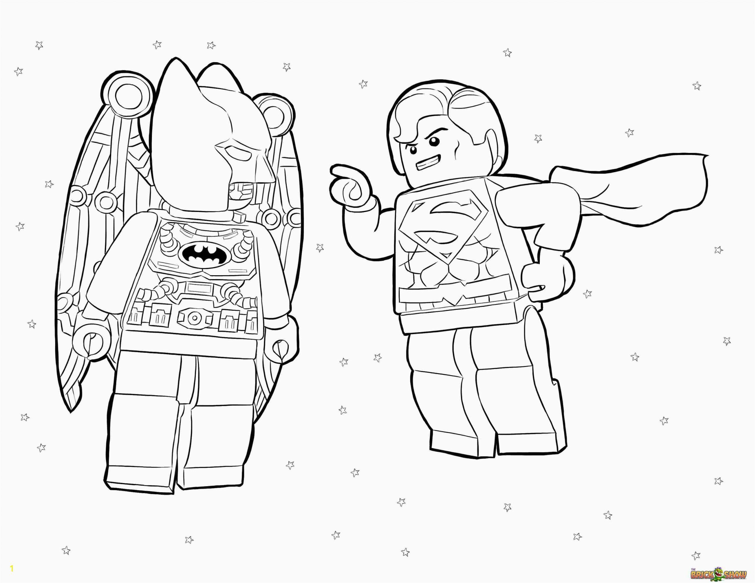 lego batman 2 dc super heroes coloring pages