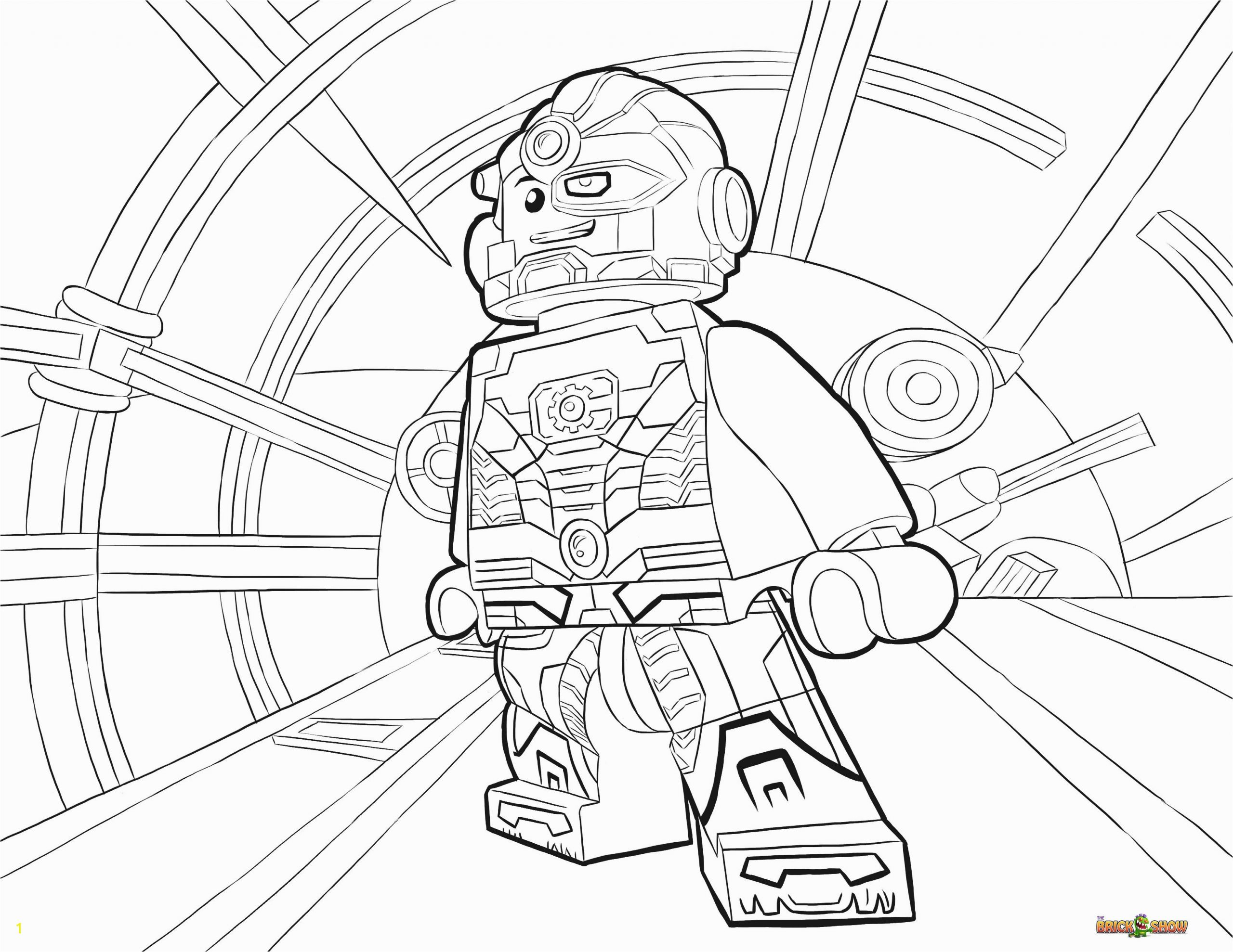 lego dc superheroes coloring pages