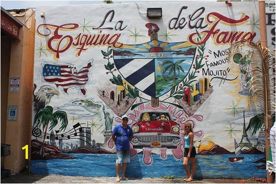 Little Havana Wall Mural Kleines Kuba In Miami Little Havana Miami