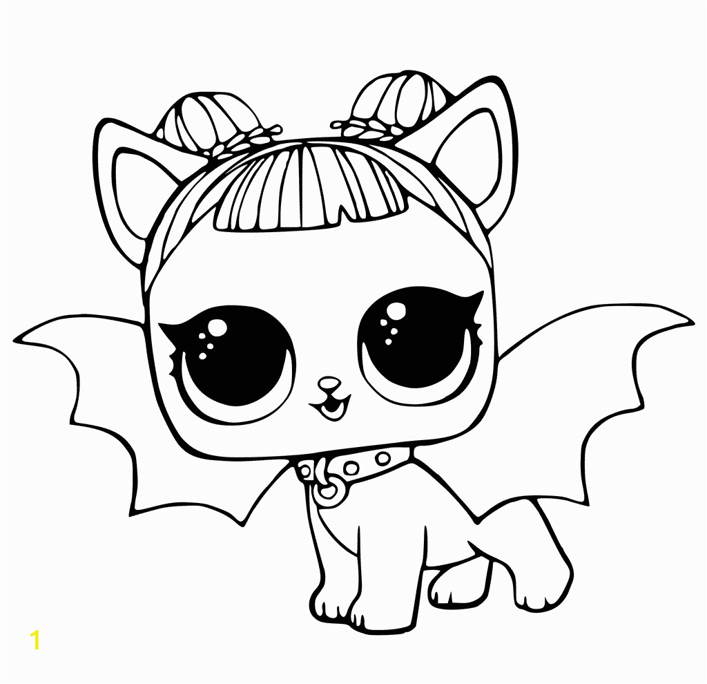 Lol Doll Pets Coloring Pages Lol Dolls Coloring Pages