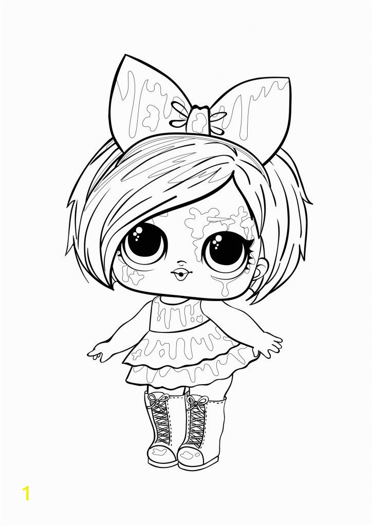 Spletters coloring page 724x1024