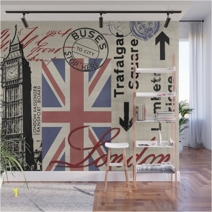 london lq8 wall murals