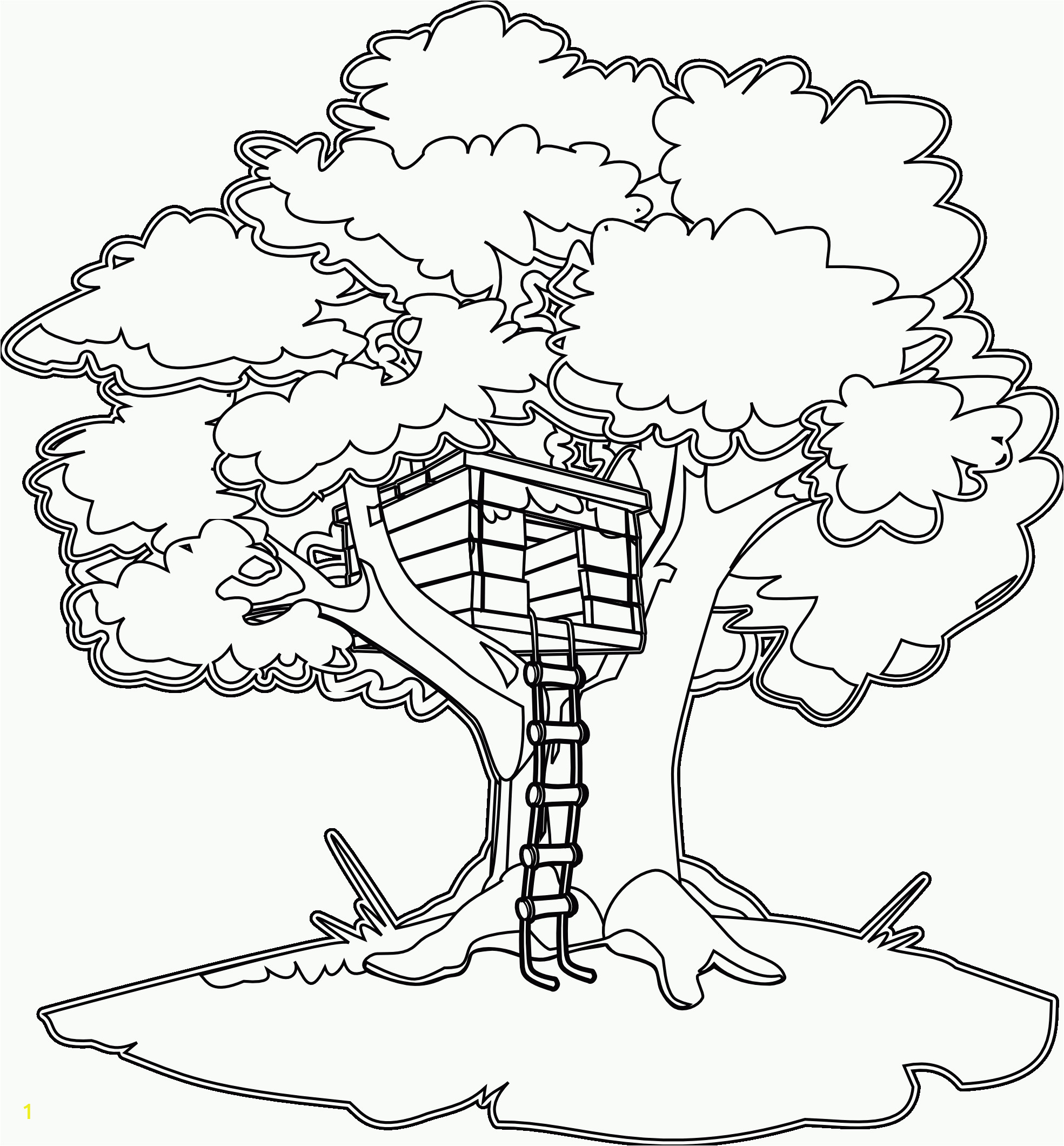c dda1fcfd432ea12d5c9f235 free tree house coloring pages colouring pages 1969 2120