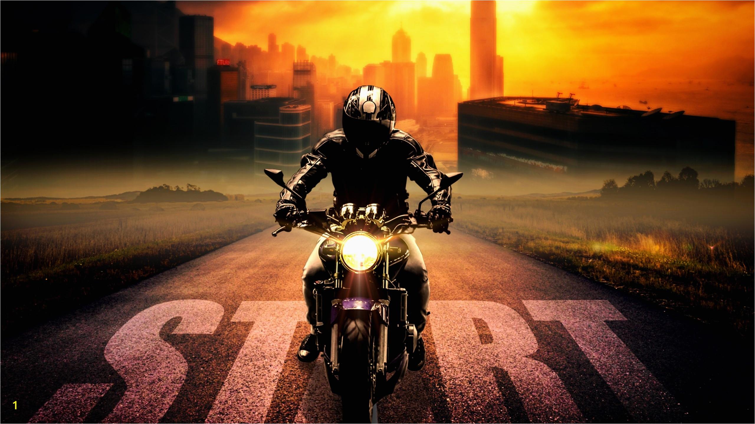 bikers wallpaper elegant wallpaper biker motorcycle ride start night 4k 8k automotive bikes bination of bikers wallpaper
