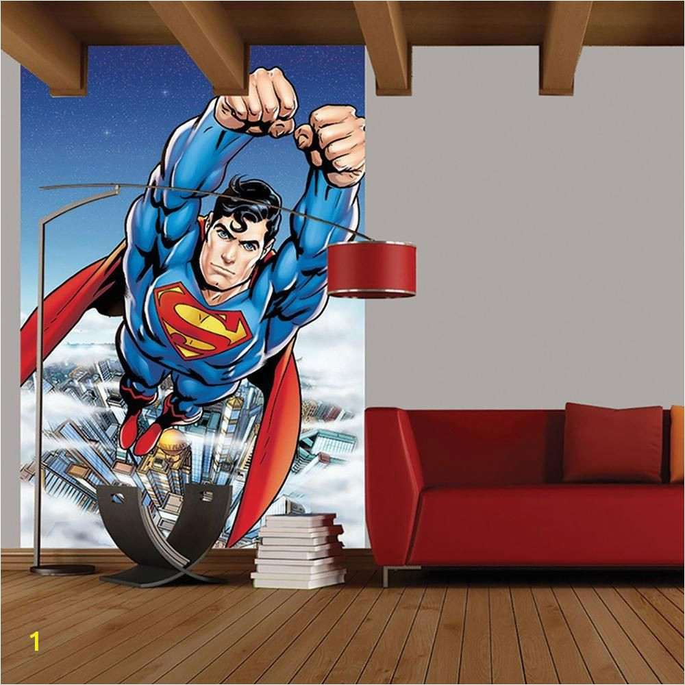 Marvel Wall Mural Argos New Wall Mural Marvel Ics Batman Superman Iron Man Thor