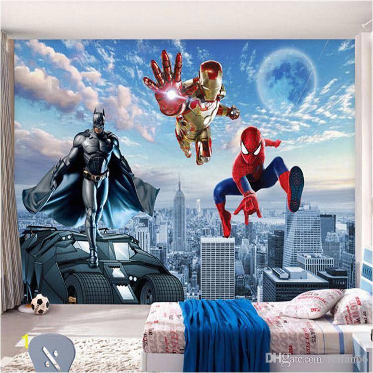 custom large mural 3d wallpaper children