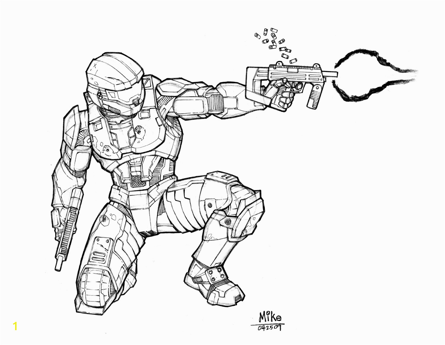 Master Chief by the other mike