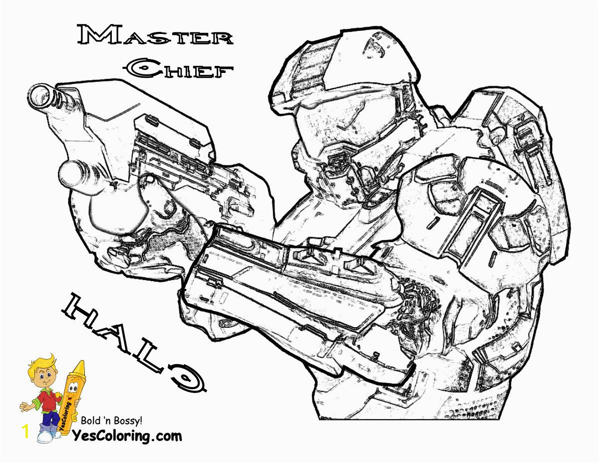 master chief coloring page amazing halo 5 pages free intended for 13