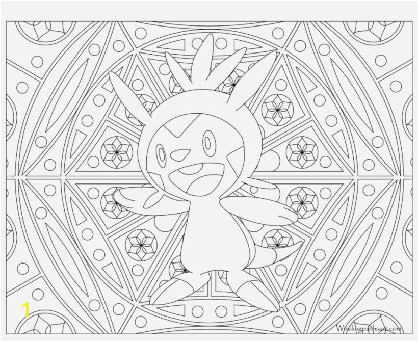 155 adult pokemon coloring page chespin pokemon adult coloring