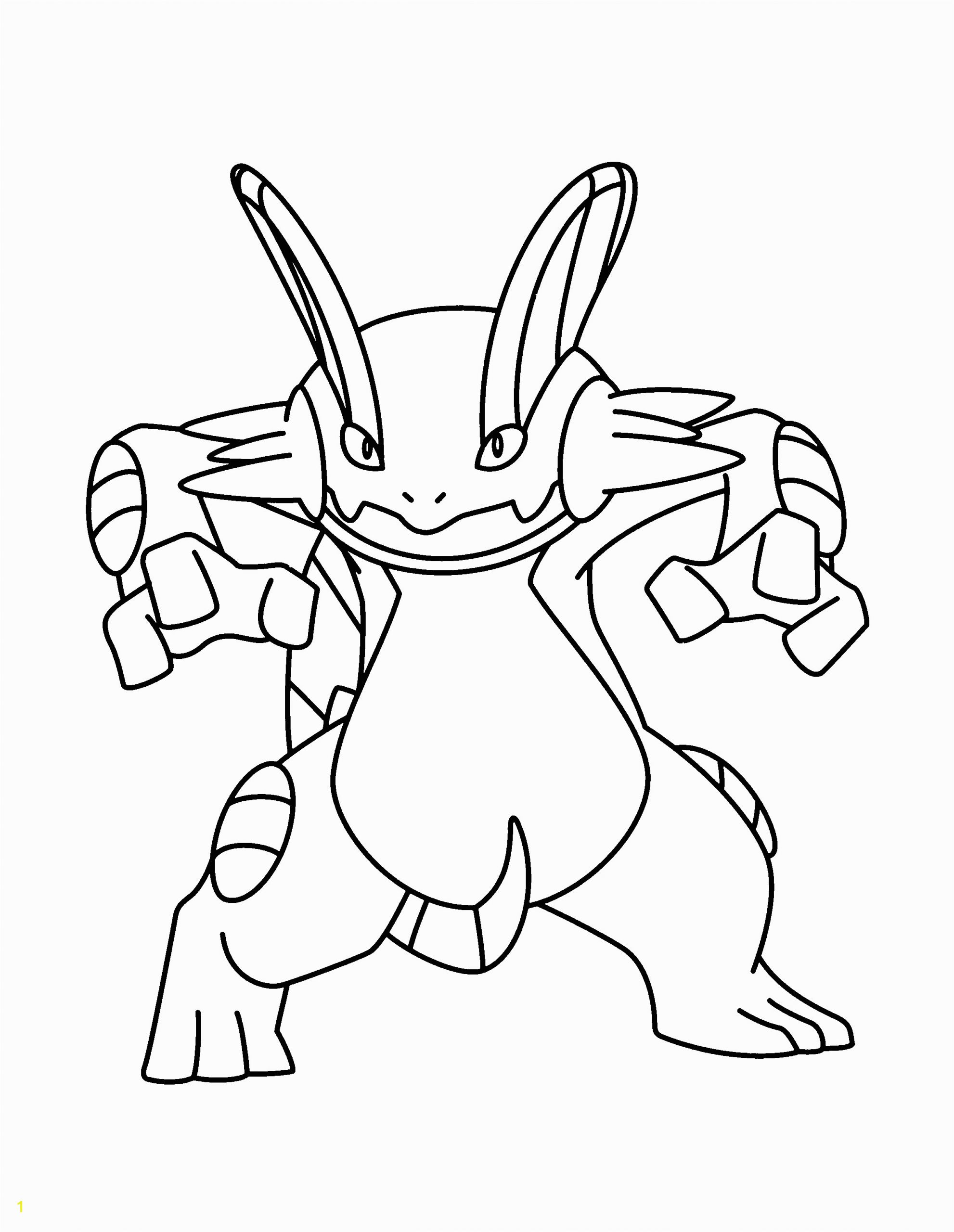 Mewtwo Pokemon Coloring Pages | divyajanani.org