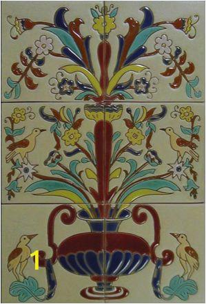 2e020d df976fb7080d3d41ef tile murals mexican tiles
