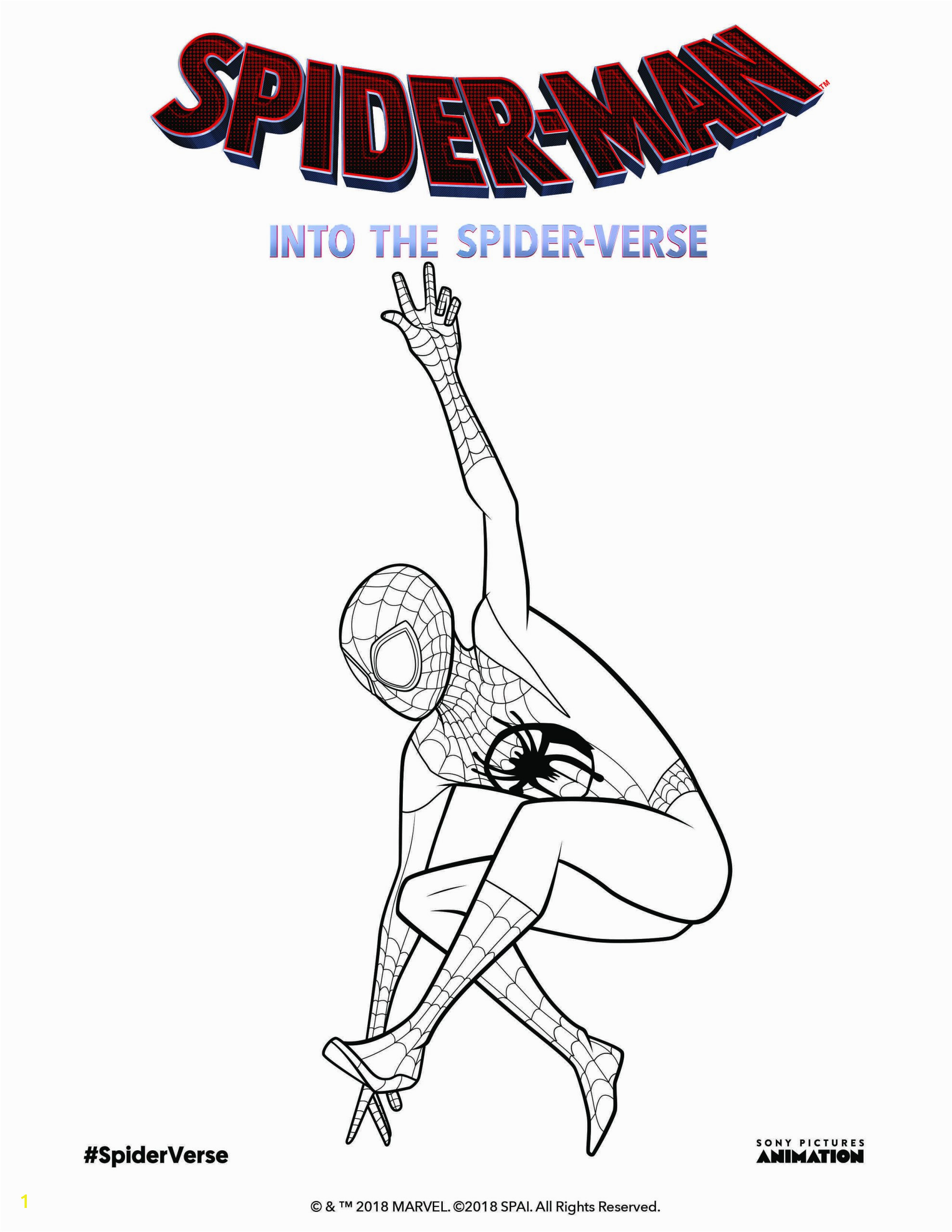 Miles Morales Spiderman Coloring Pages Bathroom Pin Miles Morales Coloringges Home Ing