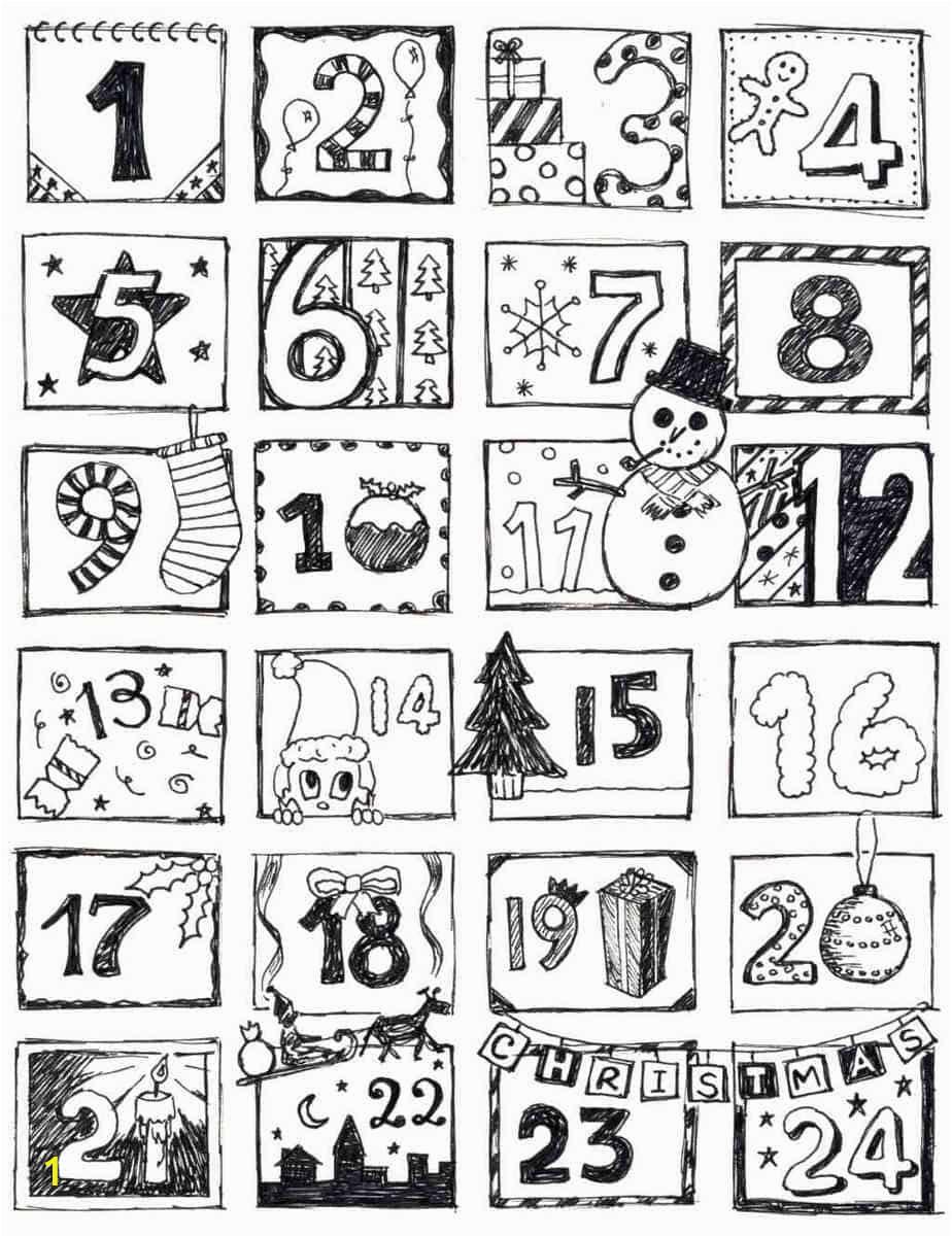 advent calendar mtc