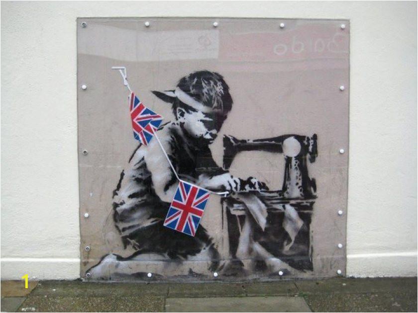 Mural Arts Wall Ball Banksy S No Ball Games Mural Removed From London Wall