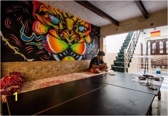 Murals for Restaurant Walls Roof top Chill area Bild Von Bob Marley Cafe & Restaurant