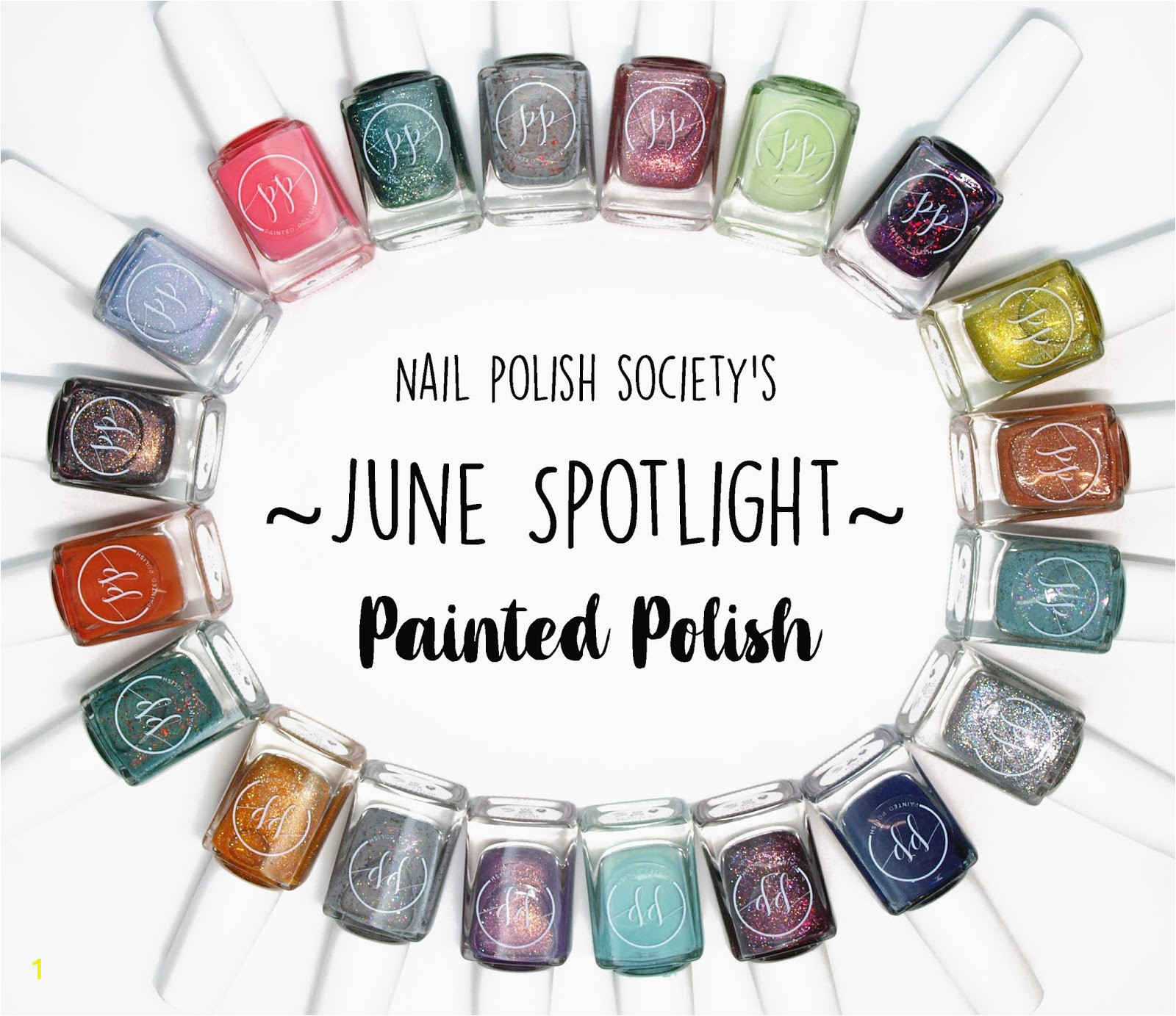 paintedpolish spotlight june2019