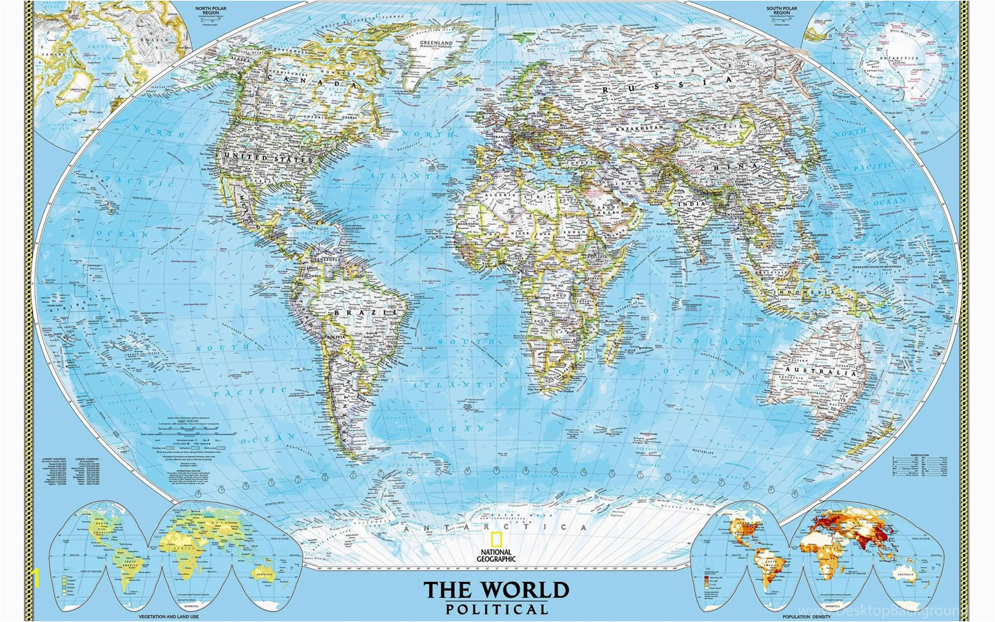 national geographic world map wall mural 4500x3146 h
