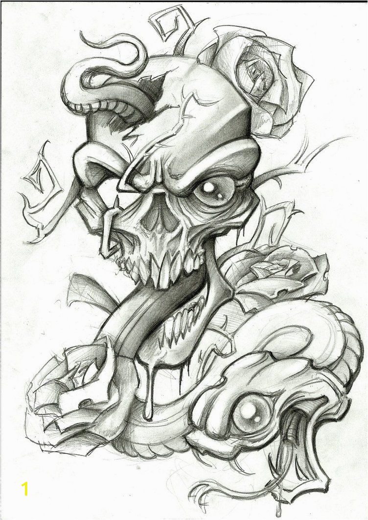 New School Tattoo Coloring Pages New School Sleeve Design Big Thanx to Willemxsm for