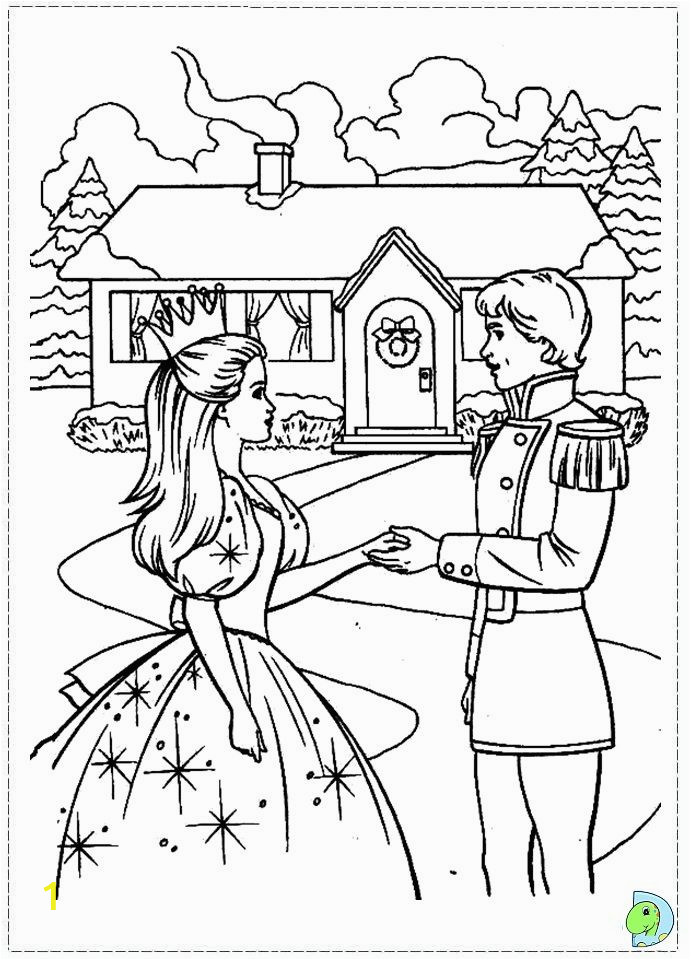 ee e92f962a52bd5b53e c0 barbie nutcracker coloring page color pictures pinterest 691 960