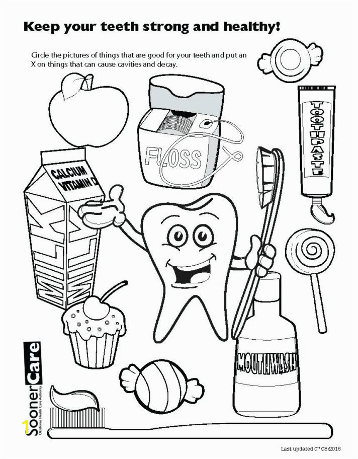 coloring dental health month pages printable free tooth cartoon and toothbrush page within extraordinary brush allurepaper co wisdom teeth removal cost endodontist near 712x912