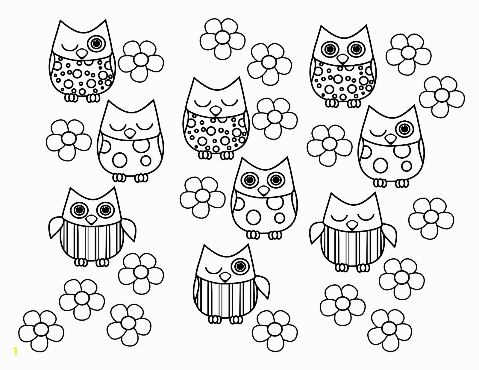 f2af db2128ee51b90ea82b94aa lovely cute owl coloring pages 35 about remodel coloring print 1600 1236