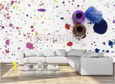 home design living room sofa apartament 4165 paint splatter C webp