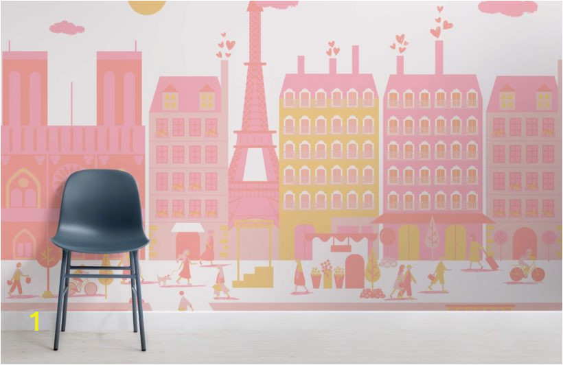 Pink Paris City Living Chair 820x532