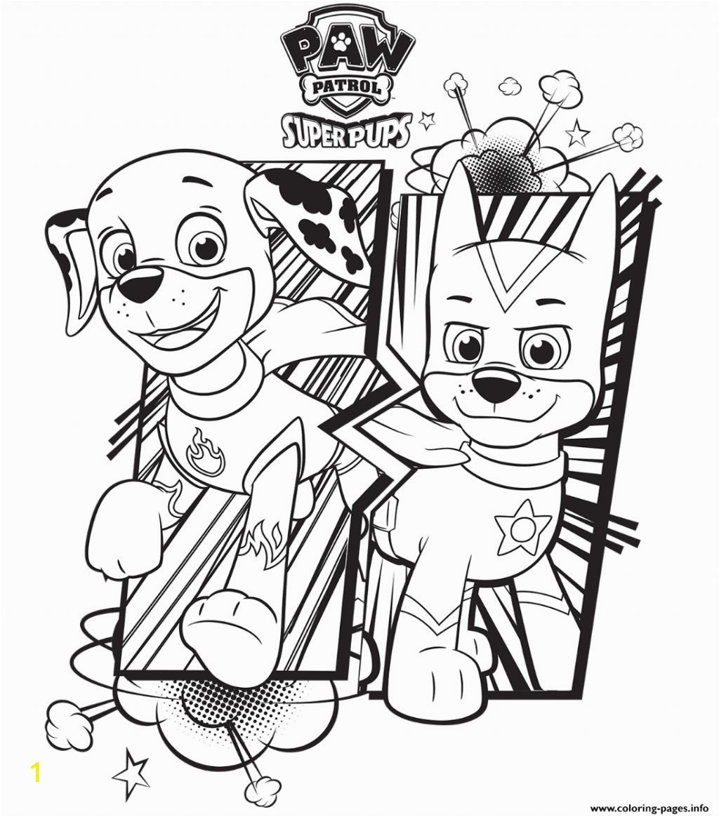 Paw Patrol Coloring Pages All Pups 25 Creative Picture Of Free Paw Patrol Coloring Pages