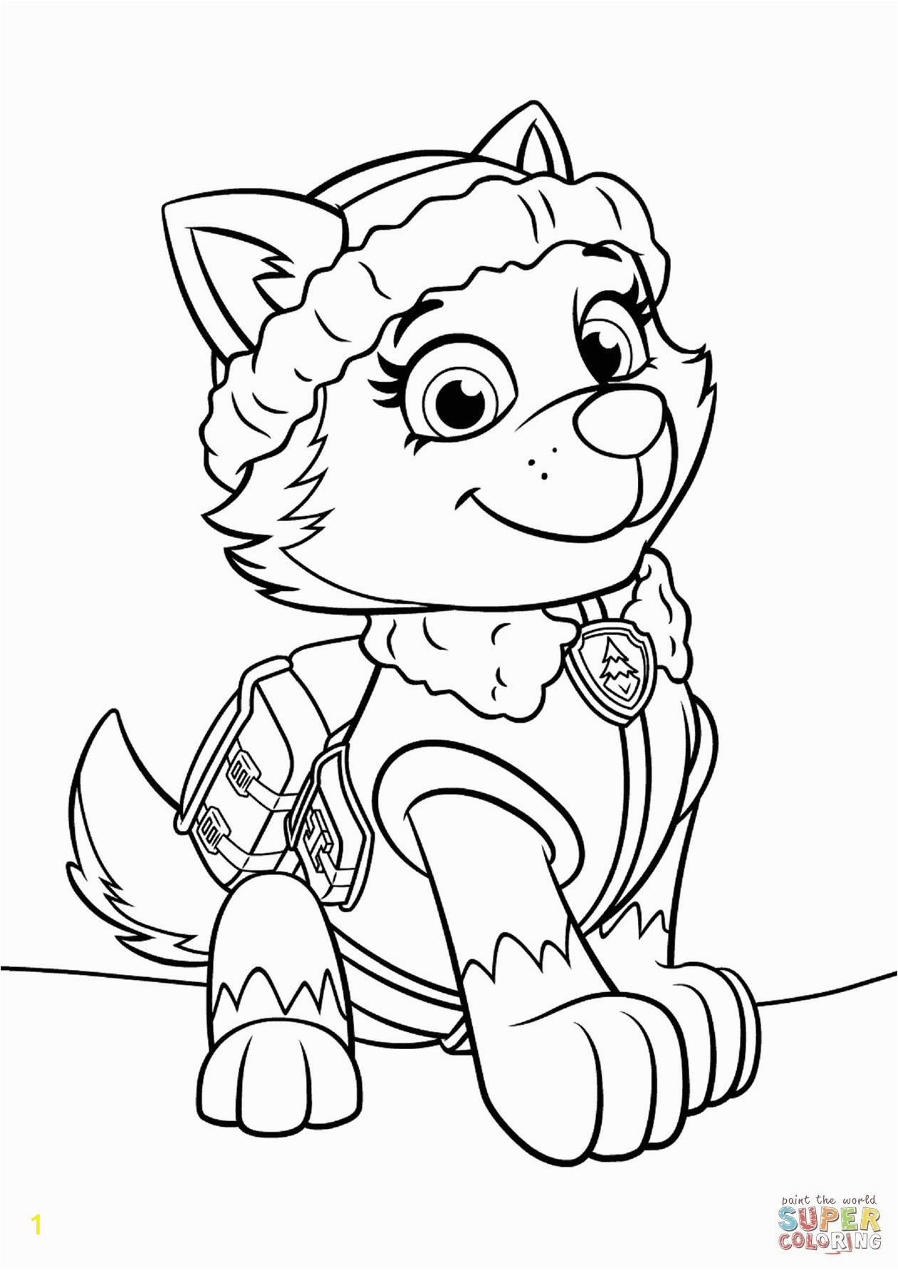 paw patrol free printable coloring pages 27