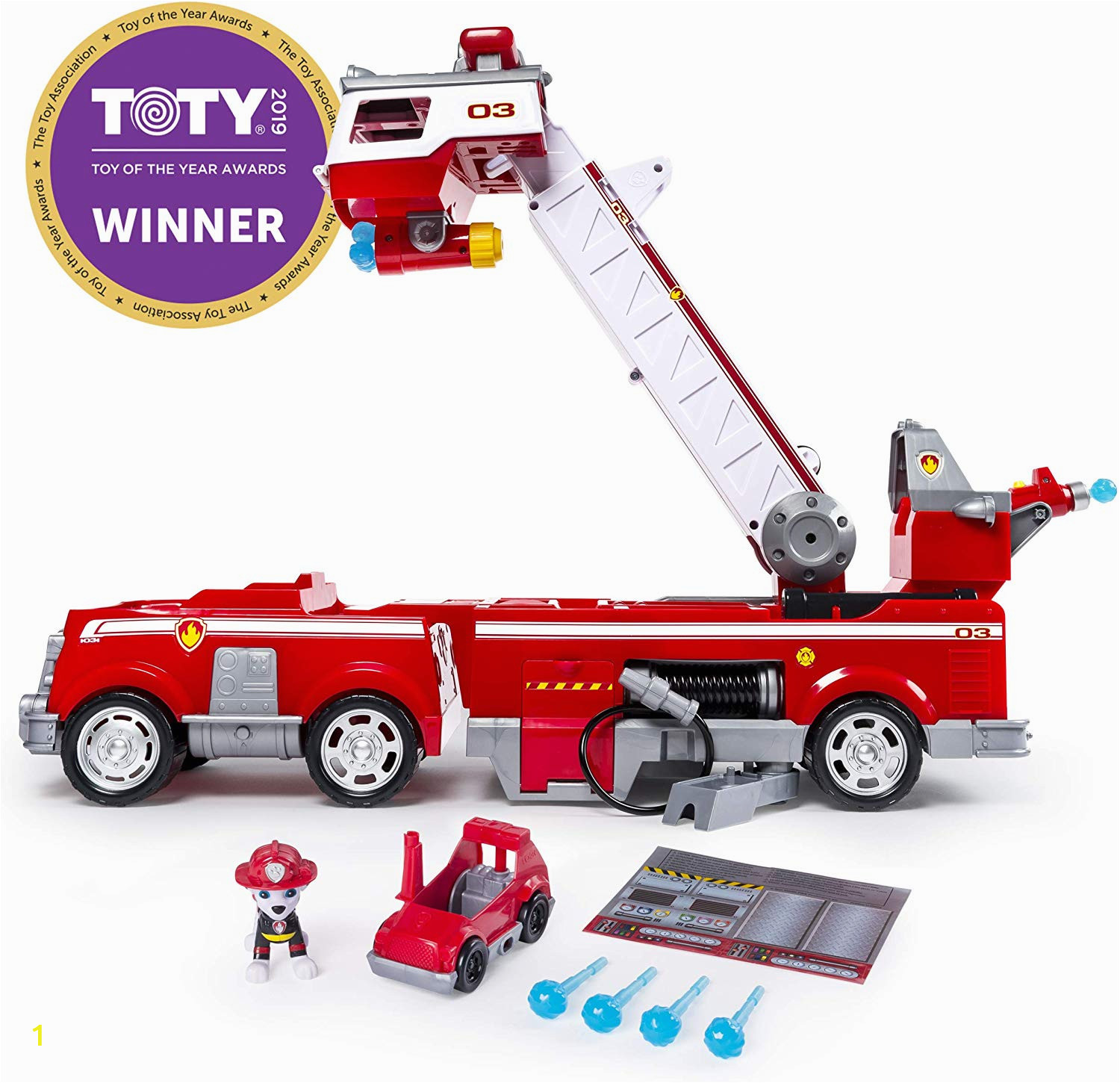 Paw Patrol Ultimate Rescue Coloring Pages Paw Patrol Ultimate Rescue Fire Truck with Extendable 2 Foot Tall Ladder Ages 3 and Up