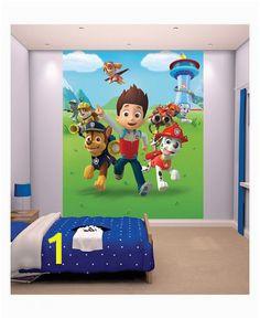 40db2fae43c5e27e56eb90a7aa55a2c2 paw patrol bedroom mural infantil