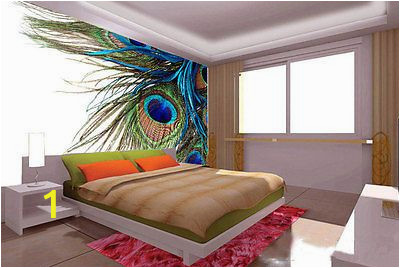 Peacock Feather Wall Mural Details About Peacock Feather Clipart Art 3d Full Wall Mural