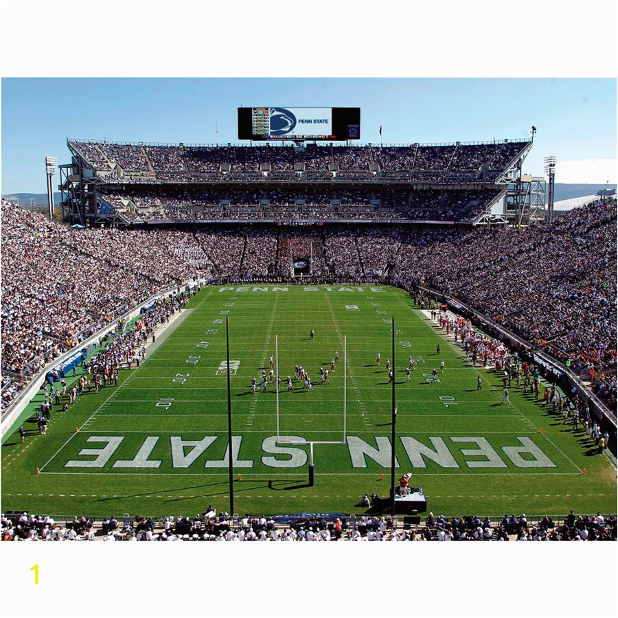 Penn State Wall Mural Penn State Nittany Lions Fathead Giant Removable Wall Mural