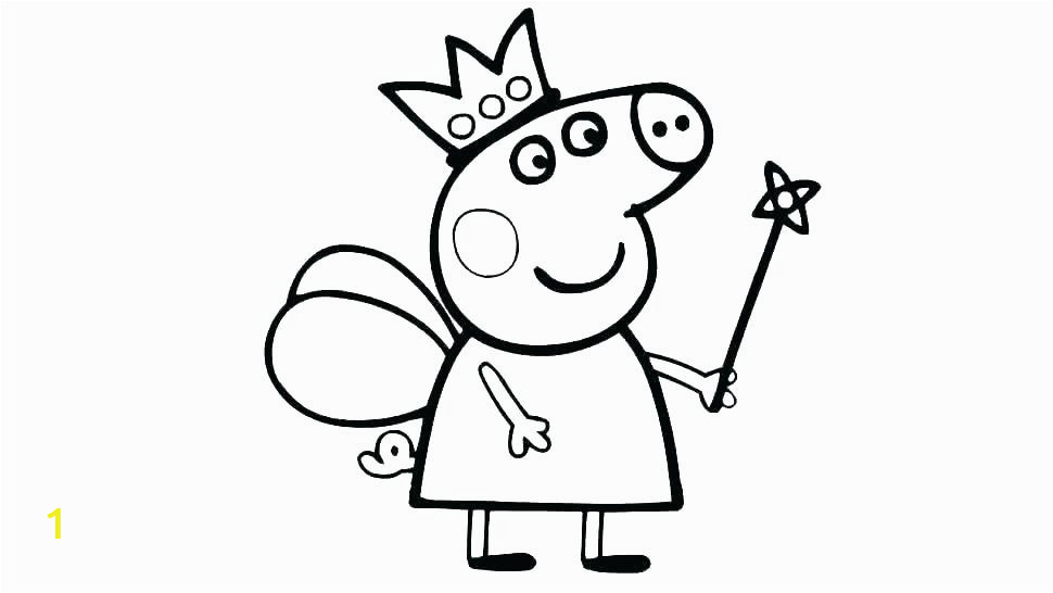 free pig coloring colouring pages peppa christmas