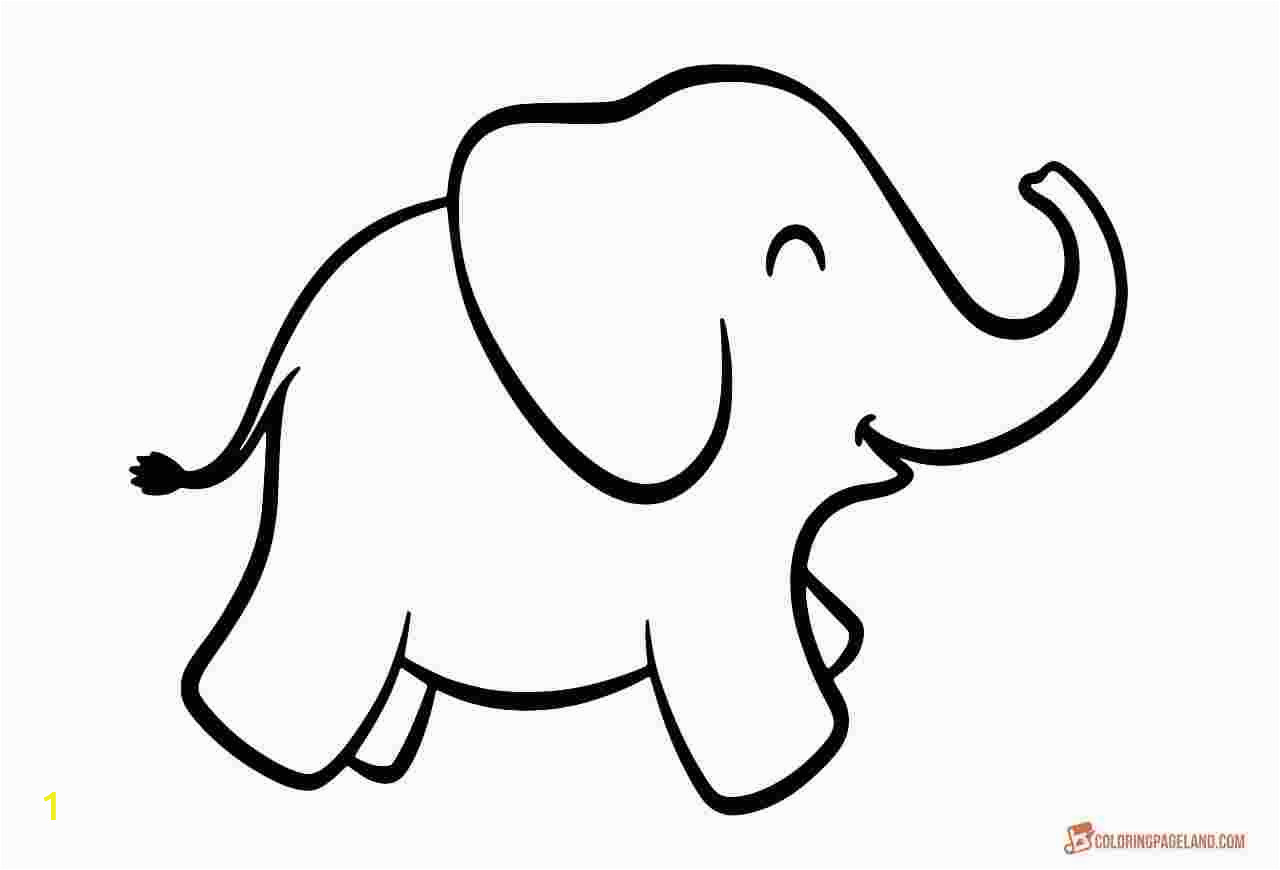 free printable coloring pages elephants free baby elephant coloring pages pages printable coloring free elephants