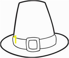 277b489fbad f55d8d thanksgiving coloring pages pilgrims hat