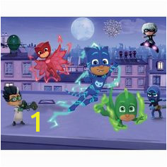 Pj Masks Wall Mural 152 Best Pj Mask Stuff Images In 2020
