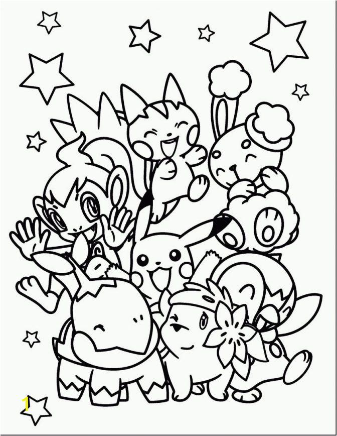 best coloring pages pokemon colouring unique bulbasaur gallery printable book ideas eevee evolutions ash online charmander go litten 672x868