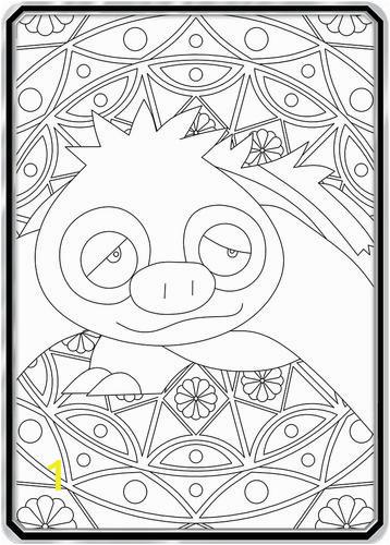Adult Pokemon Coloring Page Slakoth 287 copy 250x250 2x
