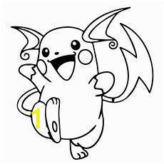 Pokemon Raichu Coloring Page top 93 Free Printable Pokemon Coloring Pages Line