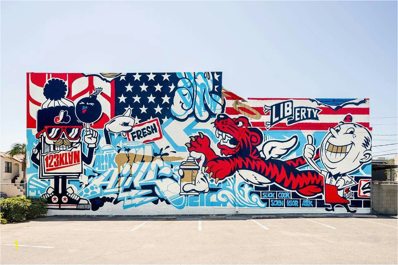Pop Art Wall Mural Pin by Marcho Man On Aerosol Art