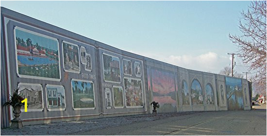 Portsmouth Ohio Flood Wall Murals Photos Portsmouth Floodwall Mural Aktuelle 2020 Lohnt Es Sich