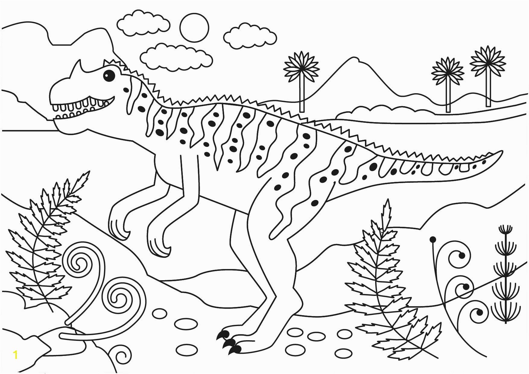 simple dinosaur coloring pages best of coloring page free printable ceratosaurus of simple dinosaur coloring pages